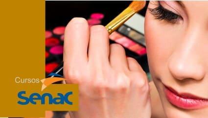 Curso Maquiagem Básica Senac