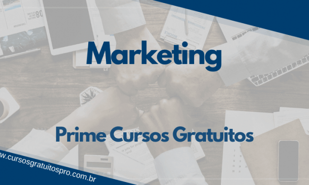 Marketing – Prime Cursos Online Gratuitos