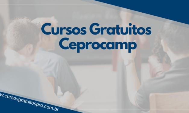 Todos os cursos gratuitos da Ceprocamp