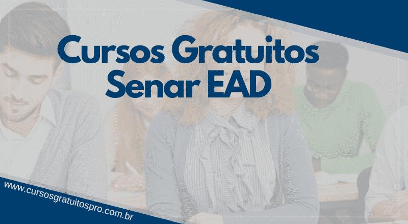 Cursos Gratuitos SENAR EAD