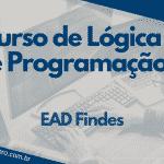 EAD FINDES Curso de Lógica de Programação
