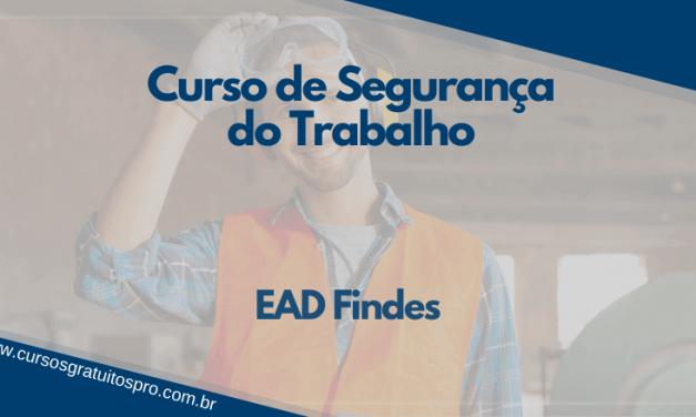 EAD FINDES Curso de Segurança do Trabalho